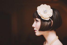 Vintage Bridal Millinery