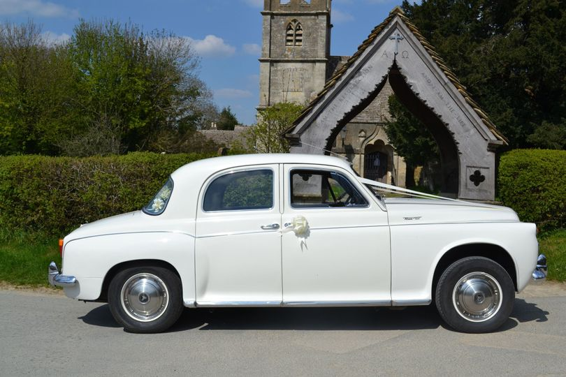 Cotswold Classic Wedding Cars