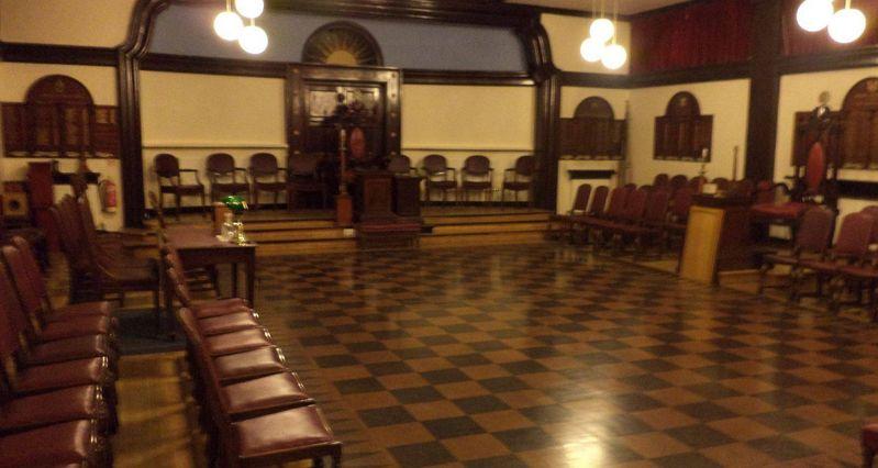 Chingford Masonic Hall