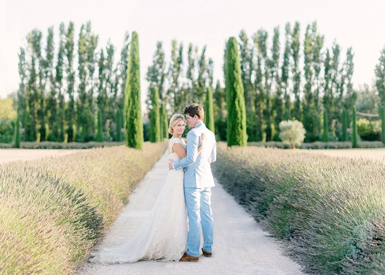 Wedding in provence.