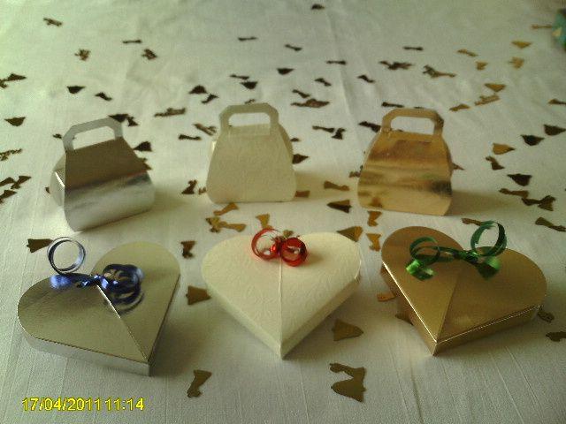 Ladies Favour Boxes