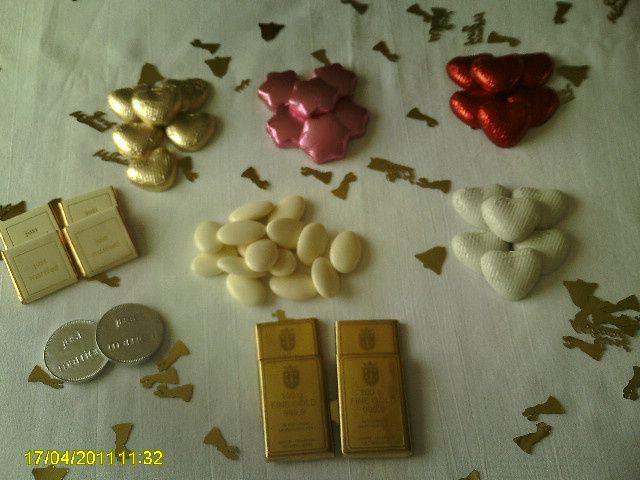 Some of the Chocolates we do