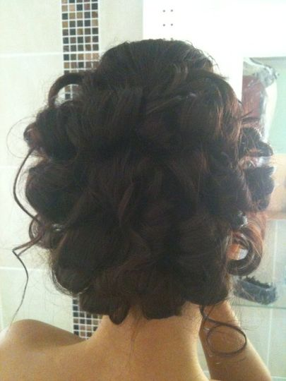 Barrel Curl Style
