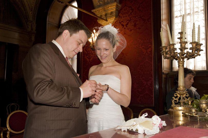 Wedding in Rome. Campidoglio
