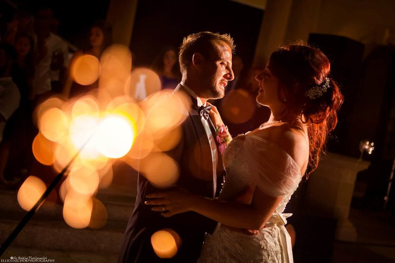 Sparkling First Dance