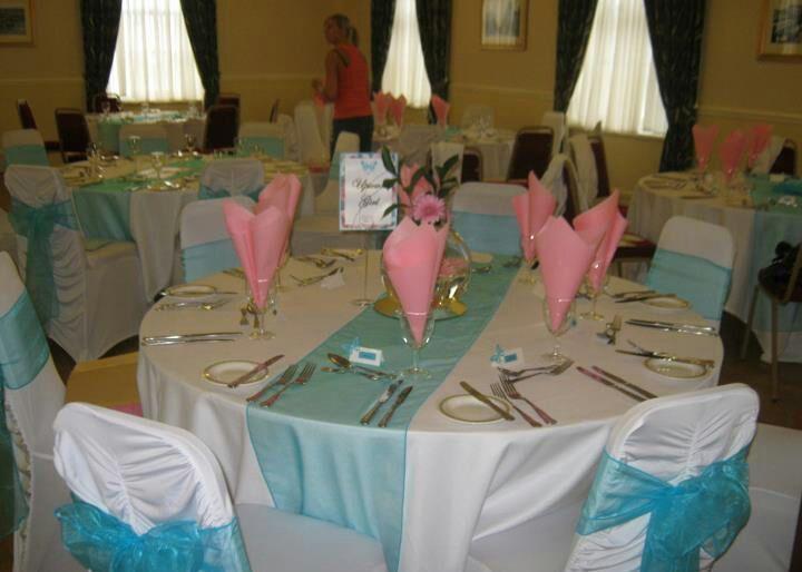 Turquoise Wedding