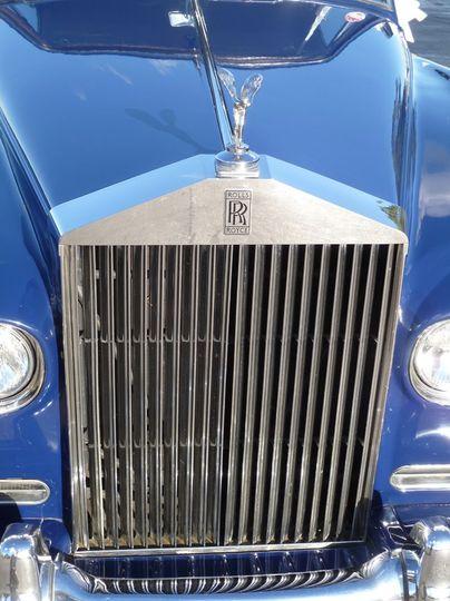 1963 Rolls Royce Silver Cloud III Front Grill