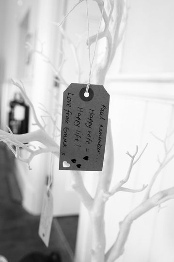 Wishing tree for hire