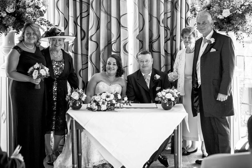 Bride/Bridesmaid/Mother