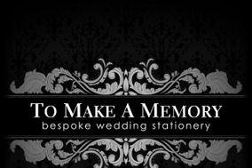 To Make a Memory
