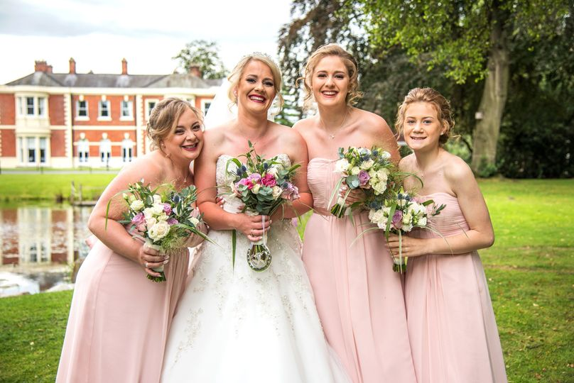 dd658fd14 Bride and bridesmaids from F11 Photography   Photo 12