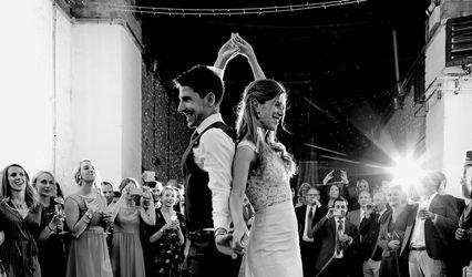 Kelly & Owain's wedding