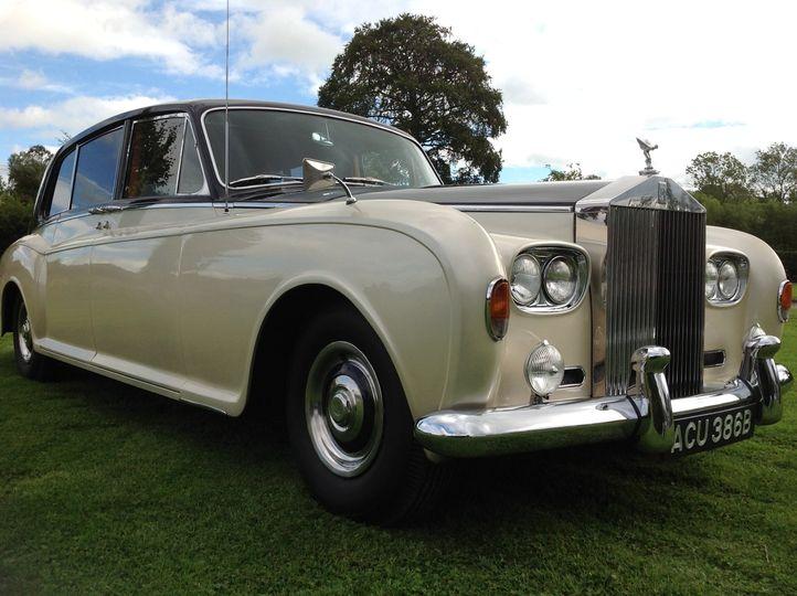 Bygone Days Wedding Car Hire