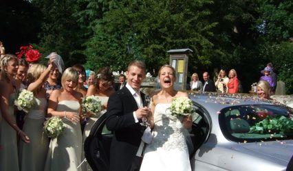 Newcastle Wedding Cars 1