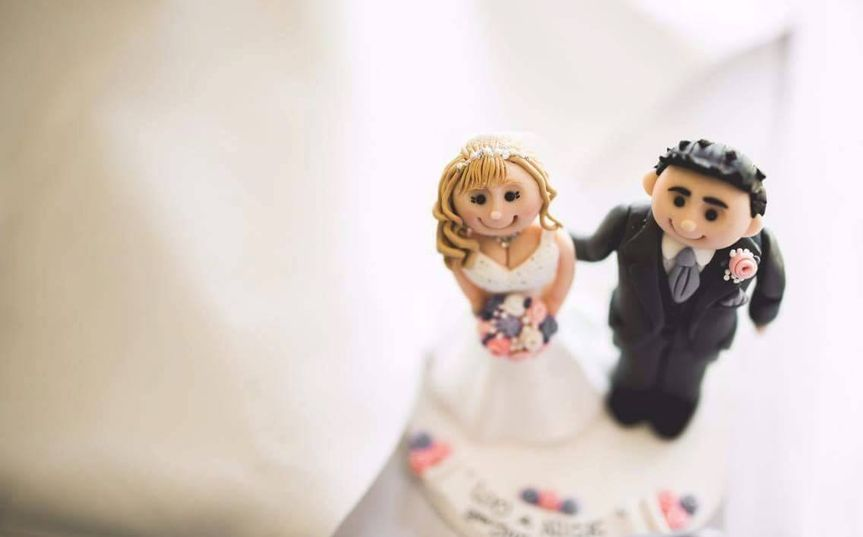 Page´s Personalised Cake Toppers