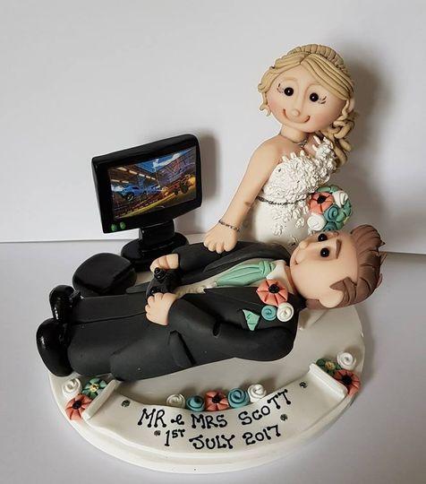 Mr and Mrs Scott