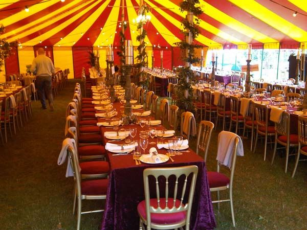 Marquee furniture hire , trestle tables,devon,cornwall,trestle tables