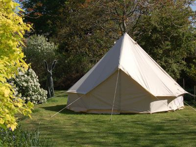 Bell tent hire cornwall & Bell tent hire cornwall from Big Top Mania | Photo 18