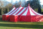 Marquee hire birthday party