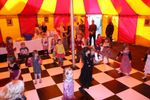 Childrens circus theme party, brighton, east sussex