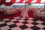 Wedding tent in Ireland