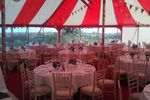 Wedding tent layout