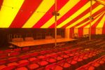 500 seater marquee theatre