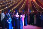 Wedding reception party tent devon cornwall