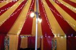 Fairy light party lights hire