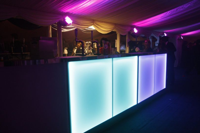 Colour Changing LED Bar