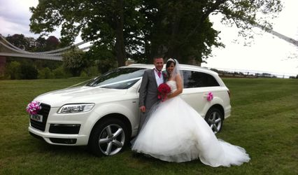 White diamond chauffeur 1