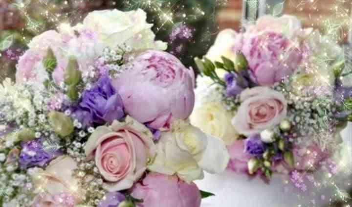 Pinks creams & lavenders