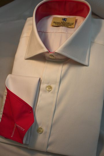 Tailored Dress Shirts for Men