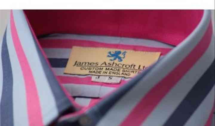 James Ashcroft Shirtmakers Ltd