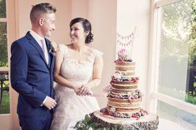 The Organic Wedding Cake Company