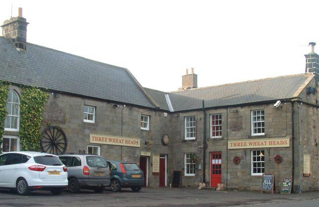 Outside the Inn