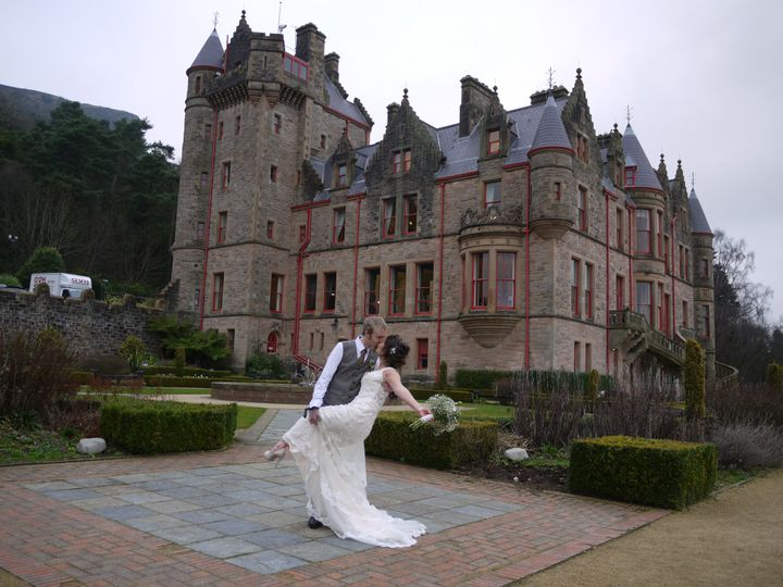 Belfast Castle Wedding Photos