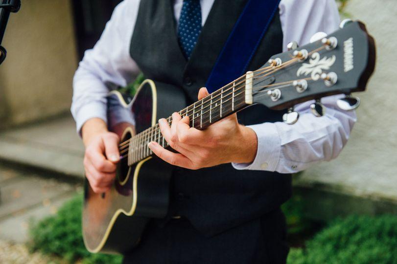 Scott Morgan - Guitarist