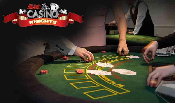 Blackjackfun casino hire at A
