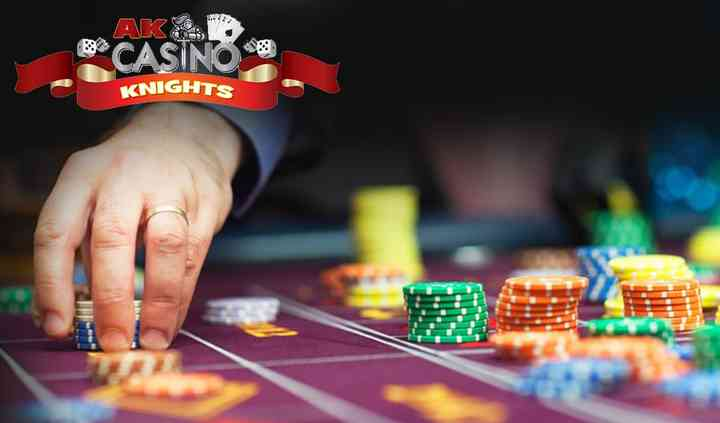 A K Casino Knights Roulette