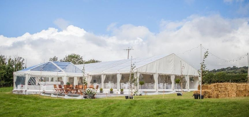 Wedding Marquee!