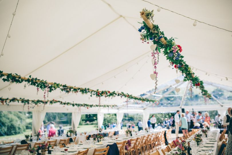 Hatch Marquees Wedding Marquee