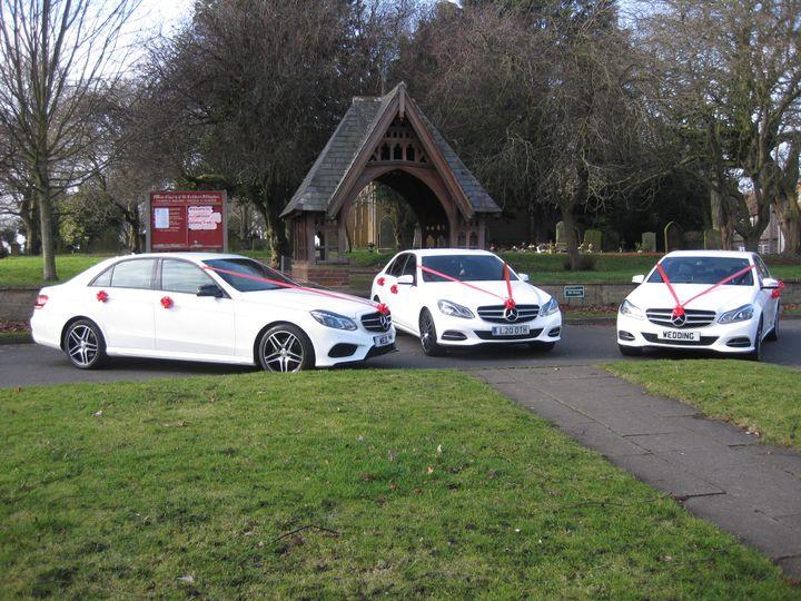 Mercedes Wedding Cars Teesside