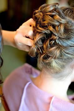 Hair On The Move Hairstyle