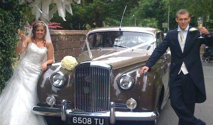 Silver Lady Wedding Cars