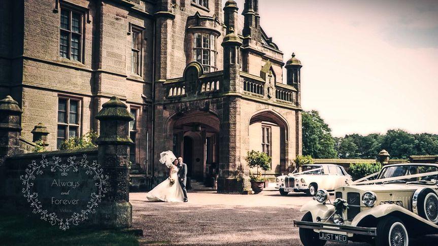 Staffordshire wedding films