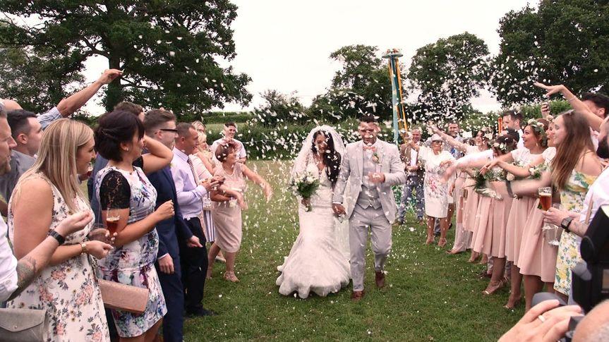 The joy of Confetti