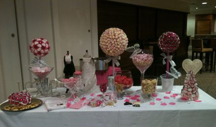 Candy Creations Solihull Borough - Sweet Table
