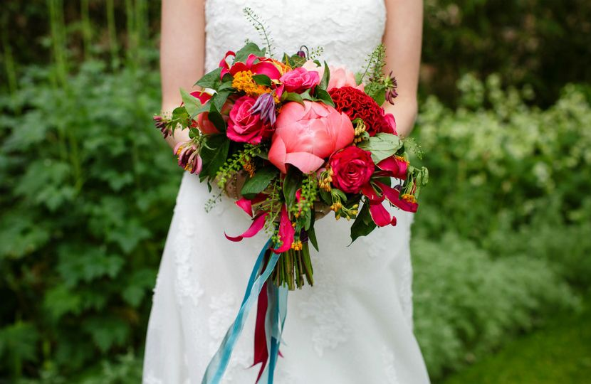 Paeony Floral Design