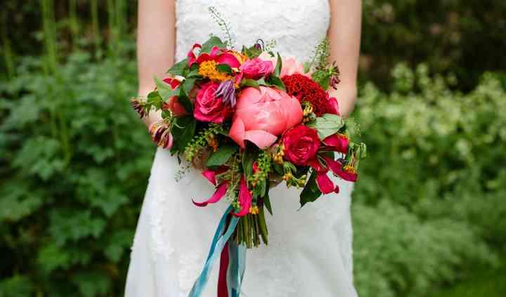 Paeony Floral Design